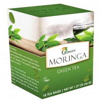 Thé vert au Moringa