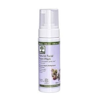 Mousse BIO nettoyante et purifiante 150ml au Dictamélia®, au thé vert et à l'aloe vera