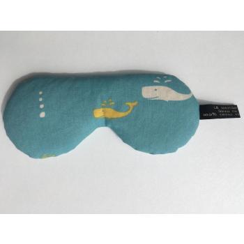masque relaxant pour les yeux baleine