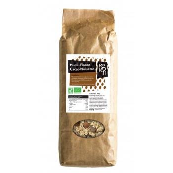 flocon cacao sachet