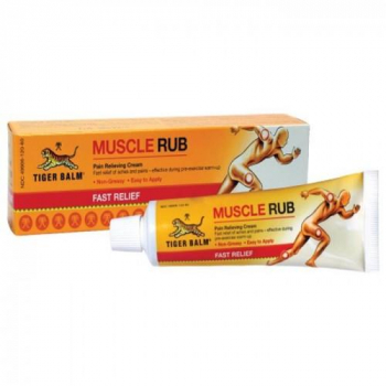 3 Muscle Rub Fast relief pommade - 30 gr - Tiger Balm