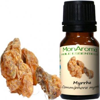 Huile essentielle de Myrrhe 5ml