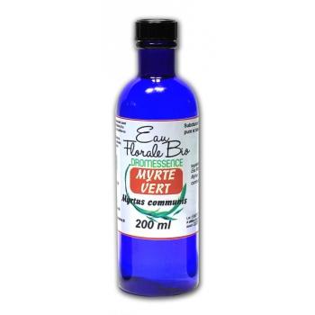 Hydrolat (ou eau florale )Myrte vert 200 ml