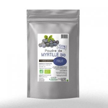 Poudre de myrtille bio 500g