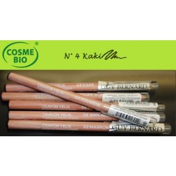 Crayon Bio Contour des yeux N° 4 Kaki