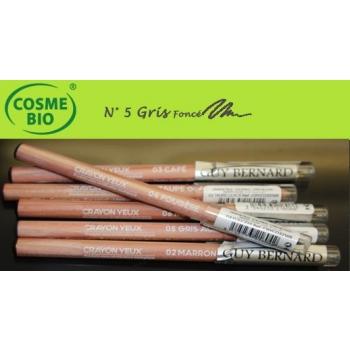 Crayon Bio Contour des yeux N° 5 Gris foncé