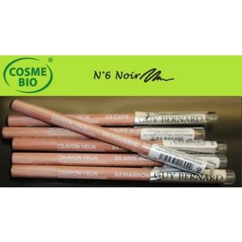 Crayon Bio Contour des yeux N° 6 Noir