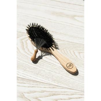 LUIN LIVING - Brosse à cheveux Natural Shine & Nettoyeur des brosses à cheveux