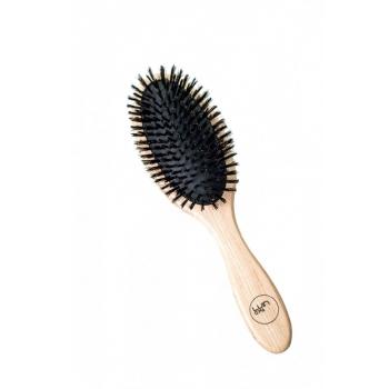 LUINSPA - Brosse à cheveux Natural Shine