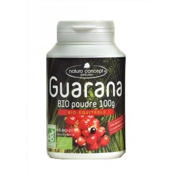 Guarana blanc bio - poudre - 100g