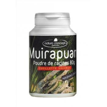 Muirapuama - poudre - 80g