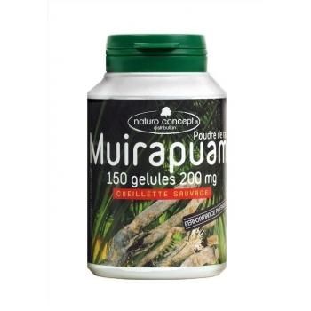 Muirapuama - 150 gélules