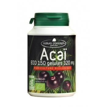 Acai bio - 150 gélules