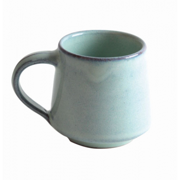 "Tasse à thé ""patan"" turquoise"