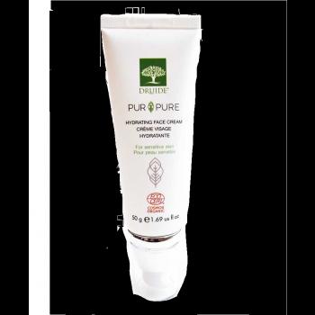 DRUIDE - Nouvelle Crème Visage Hypoallergénique & Bio Pur-Pure
