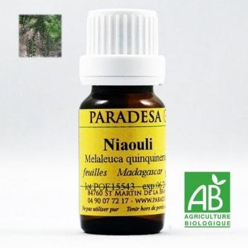 Huile essentielle BIO Niaouli 10ml