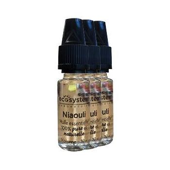 Huile essentielle de NIAOULI puissant anti virus   flacon  10 ml avec  comptes gouttes