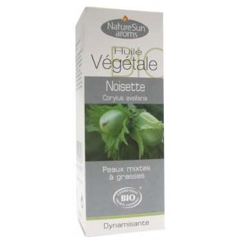 Noisette Bio - Coryllus avellana -50 ml -
