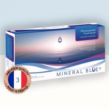 Phycocyanine - Extrait Liquide de Spiruline - 3 g/l - 1000 ml