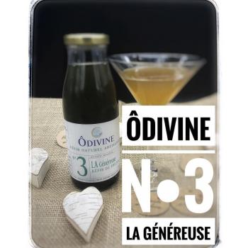ÔDIVINE N°3 - La Généreuse (à la Spiruline)