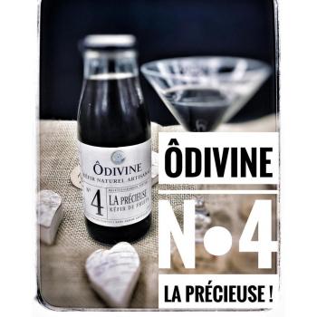 ÔDIVINE N°4 - La Précieuse (Charbon végétal activé)