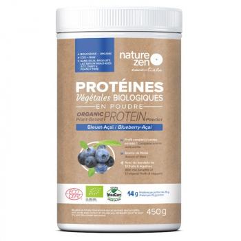 Nature Zen Essentials saveur bleuet_Front