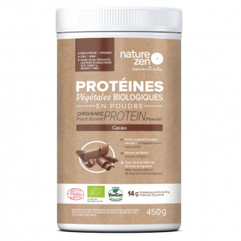 Nature Zen Essentials saveur cacao_Front