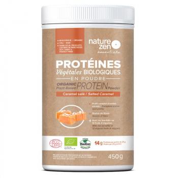 Nature Zen Essentials saveur caramel salé_Front