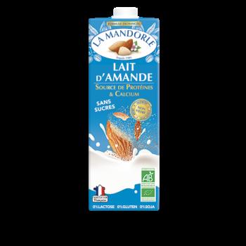 """Lait d'amande """" LA MANDORLE"""""""