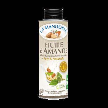 """Huile d'Amande Vierge """"LA MANDORLE"""""""