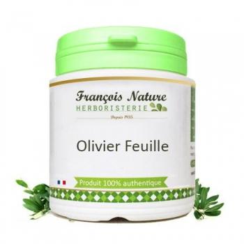 Olivier feuille240 gélules gélatine végétale
