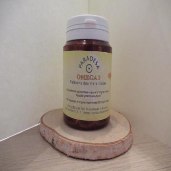 Omega 3 qualité pharmaceutique 100 caps
