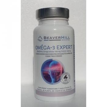Oméga 3 Expert - Soutien cérébral - OFFRE DE LANCEMENT