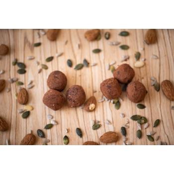 One Ball Cacao Datte - boules d'énergie 100% naturelles