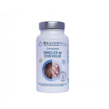 Ongles & Cheveux et Peau - Pousse, Fortifie le bulbe, Peau radieuse