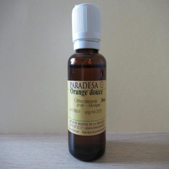 huile essentielle BIO orange douce 30 ml