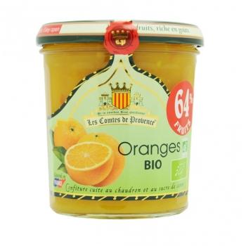 Confiture Oranges Bio