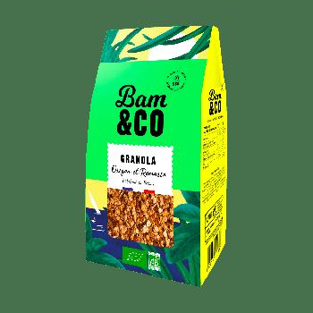 Granola Origan et Romarin