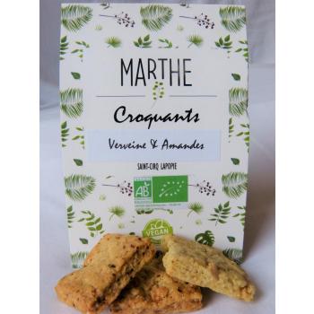 Biscuits Bio Vegan Noisettes Cranberries 100g