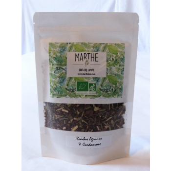 Rooibos Agrumes Cardamome 100g