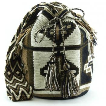Mochila Wayuu Ethnique