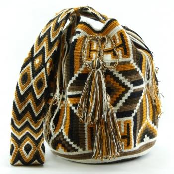 Mochila Wayuu Ethnique Losange