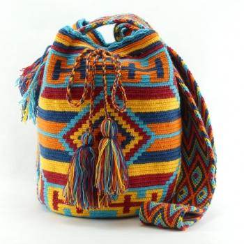 Mochila Wayuu Ethnique H