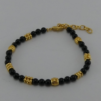 Bracelet cristal Onix