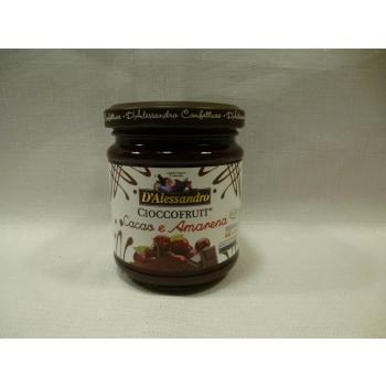 CIOCCOFRUIT cacao et cerise noire amarena