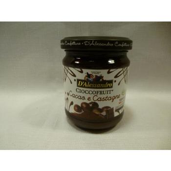 CIOCCOFRUIT cacao et chataigne