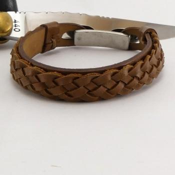 Bracelet cuir Homme