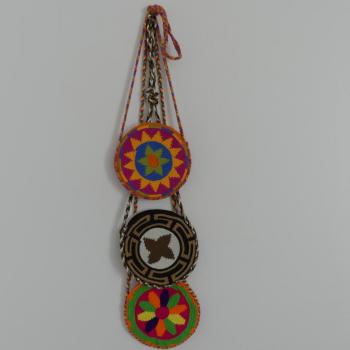 Sac Rond Wayuu Wiwo