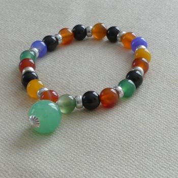 Bracelet Multi-couleur