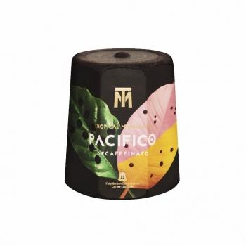 Capsules de café bio compostables PACIFICO décaféiné